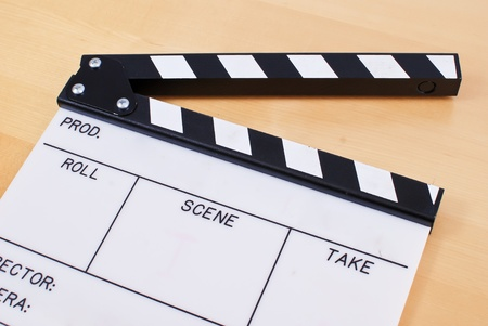 dry erase board: Film Industry
