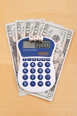 Your Net Gross Income Calculation photo