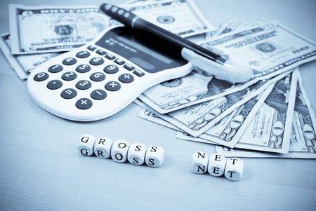 Bruto en netto winst Berekeningen
