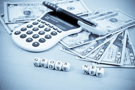 taxes budgeting: Gross and Net Profit Calculations