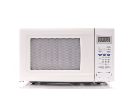 Conventional Microwave  Stock Photo