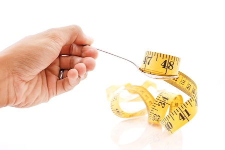 hand weight: weight loss One Spoonful at a Time
