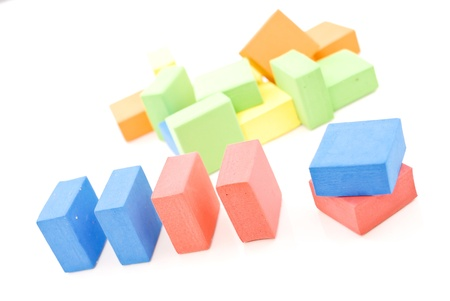 Toy Blocks photo