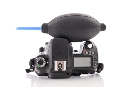 Cleaning Your Digital SLR Camera photo