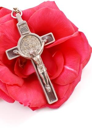 Liefde voor onze Godsdienst Stockfoto