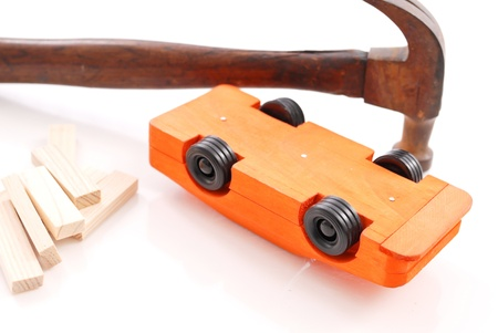 racecar: Wood Projects