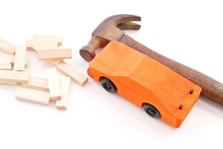 craftsmanship: Arts and Crafts Race Car Project