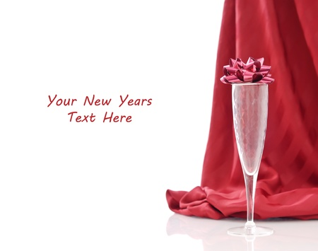 New Years Background with Space for Text Stock Photo - 10944117