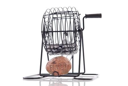 bingo: La fe en ganar la lotería