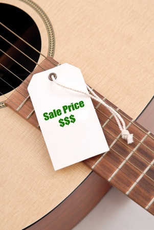 resell: Guitar Sale Price