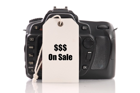 consignment: Buying an SLR Camera