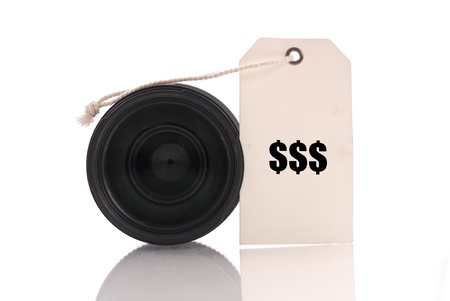 resell: Buying a New Lens