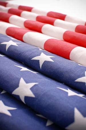 allegiance: America Patriotism Stock Photo