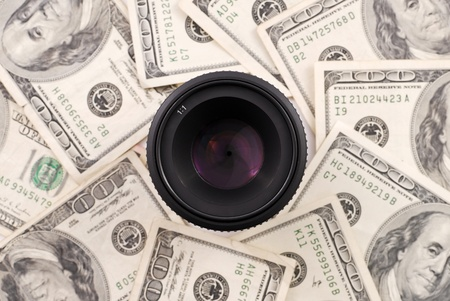 residual income: Stock Photography Profit Stock Photo