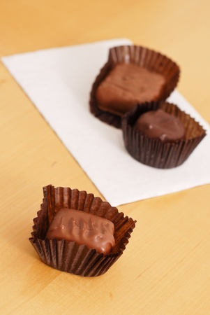Chocolate Candy Snack Stock Photo - 12027919