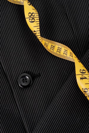 tailor measure: Fixing Your Suit