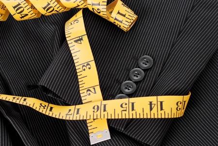 tailor measure: Tailoring Suit