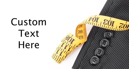 Custom Fitting Your Suit