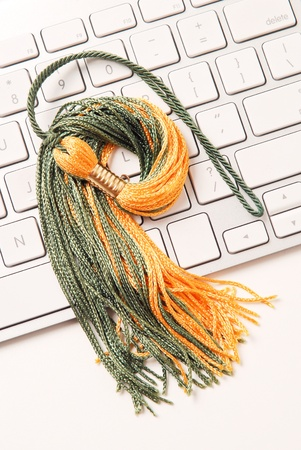 ged: Online Degree Stock Photo