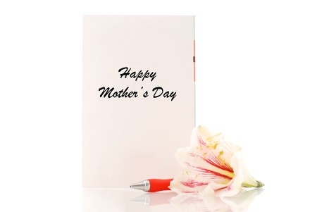 Happy Mothers Day Card Stock Photo - 13174872