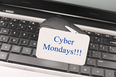 Cyber Monday Stock Photo - 13317209