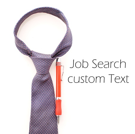 Job Search Background concept photo