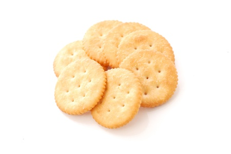 buttery: buttery crackers