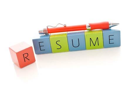 Buildiing a Solid Resume