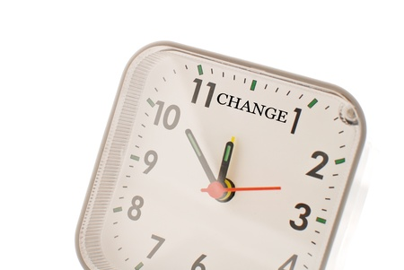 better living: Time to Change