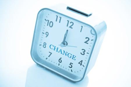 better living: Change is Near