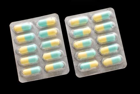 antibiotic: Antibiotic Tablets