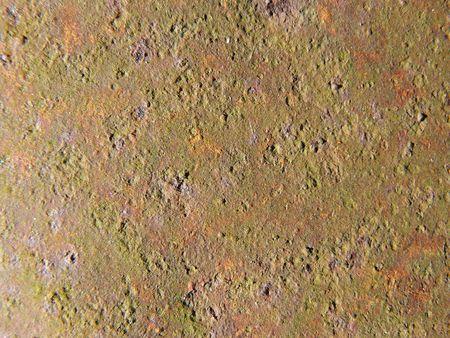 oxydation: Surface rouillée