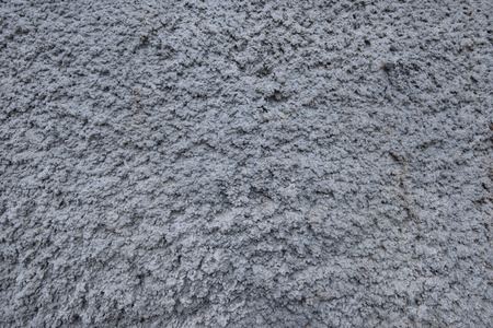 Grey concrete wall texture customizable suitable for background use. Archivio Fotografico
