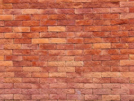 Brick wall from a new house  Stock Photo - 13965850