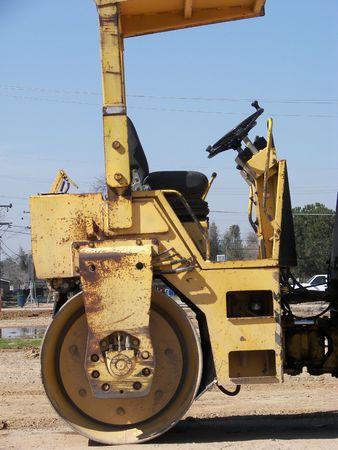 construction equipment Imagens