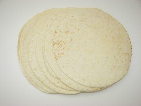 tortillas Standard-Bild
