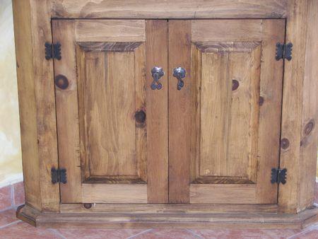 doors Standard-Bild