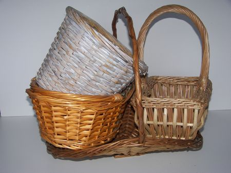 Baskets Standard-Bild