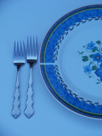 meal time place setting