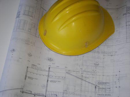 Construction Building Standard-Bild