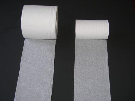 unwinding: Unwinding toilet paper