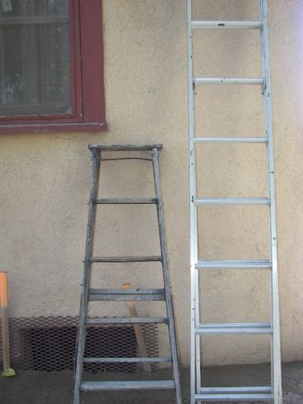 contruction: ladders