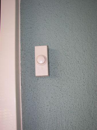doorbell Stockfoto
