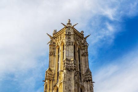 jacques: Famours Saint Jacques tower in Paris