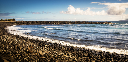 Beach of Tenerife Stock Photo