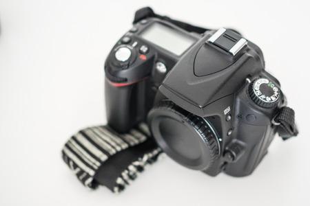 A DSLR camera without lens