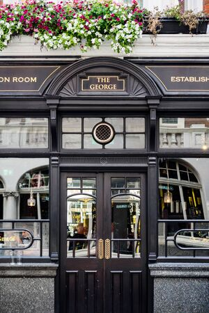 The Georges pub in London