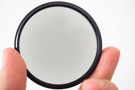 Handheld SLR Camera Lens UV Filter