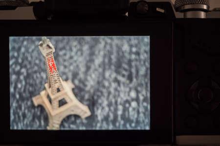 Manual focus system on a modern mirrorless camera