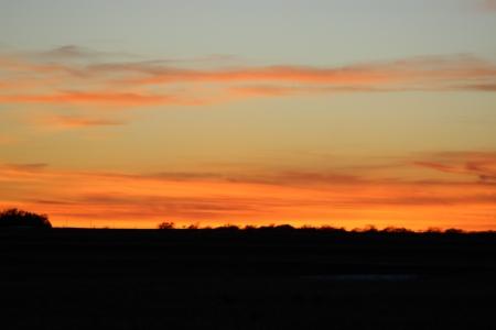 Western KS Sunset II